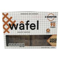 Waffles Coco y Nuez Wafel 6pzas