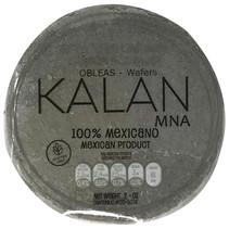 Oblea de Carbon Activado Kalan 60g