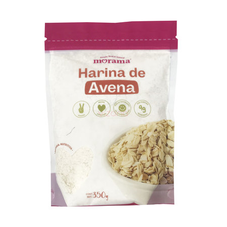 Harina de Avena Morama 350 gr.