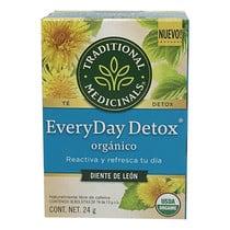 Te Detox Traditional Medicinals 16/24gr