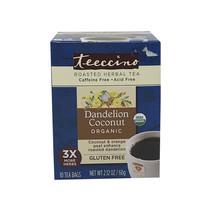 Te Herbal Diente de Leon-Coco Teccino 60gr