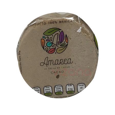 Obleas Cacao Amarea 50 pz.
