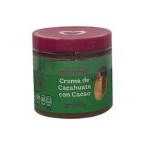 Crema de Cacahuate con Cacao Morama 200 gr.