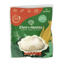 Tortillas de Maíz con Coliflor Flor de Monte 276gr