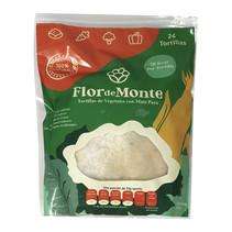 Tortillas de Maíz con Coliflor Flor de Monte 552gr