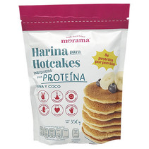 Harina para Hot Cakes con Proteina 350 g Morama