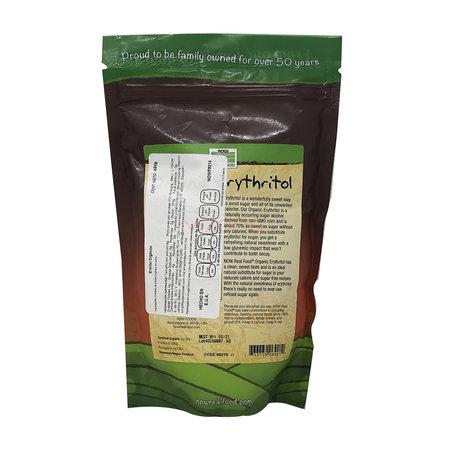 Eritritol Organic Now 454gr