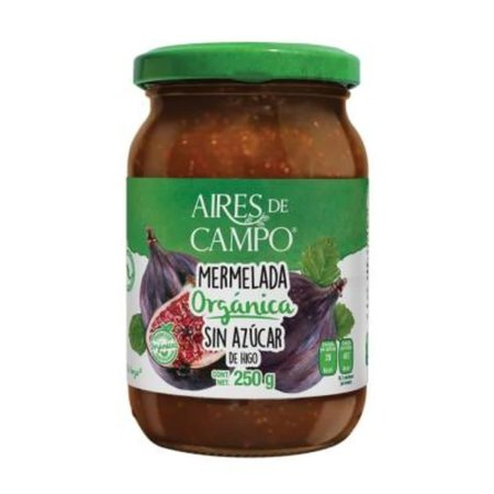 Mermelada de Higo Organica  Aires de Campo 250g