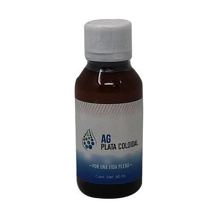 Plata Coloidal AG 60ml