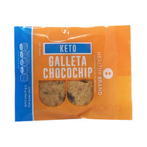 Galleta Chocochip Keto Healthy Brand 40gr