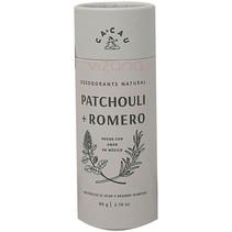 Desodorante Patchouli+Romero CA-CAU 80ml
