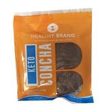 Concha de Chocolate Keto Healthy Brand 90gr