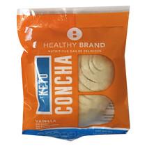 Concha de Vainilla Keto Healthy Brand 90gr