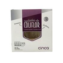 Tostadas de Coliflor Cinca 156gr