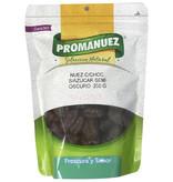 Nuez  con chocolate sin azúcar Promanuez 250 gr.