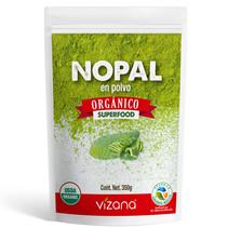 Nopal en Polvo Organico Vizana 350gr