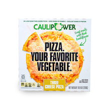Pizza de Tres Quesos de Coliflor Caulipower 310gr