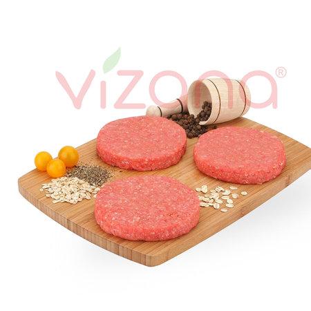 Carne Orgánica para Hamburguesa CORM