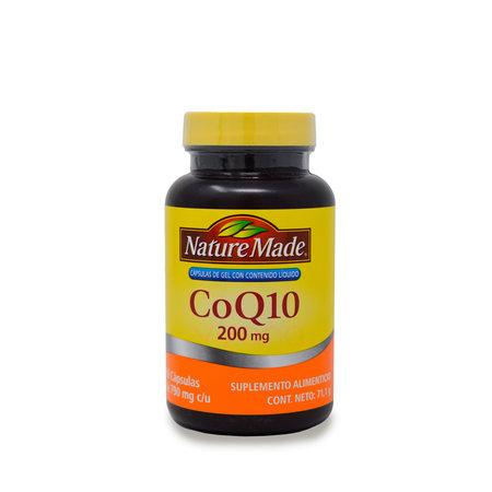 Coenzima Q10 Naturemade 90-790 mg.