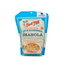 Granola con Manzana y Mora azul  S/G BRM 340gr