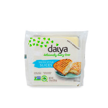 Queso Vegano Suizo en Rebanadas Daiya 220 gr