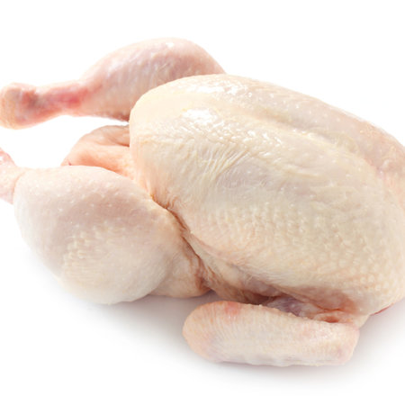 Pollo Entero Orgánico Pollo Real