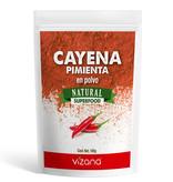 Pimienta Cayena en Polvo Orgánica Vizana 100g