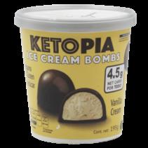 Nieve Keto Vanilla Cream Ketopia 195gr
