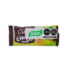 Barrita de cereales choco negro 0% azúcar Santiveri 17g