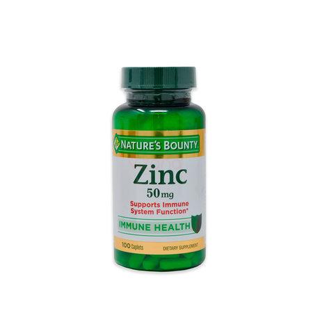 Zinc en Capsulas NB 100/50mg