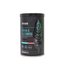 BCAA y Glutamina Fresa  Birdman 405g.