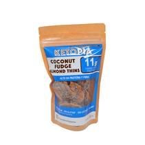 Galleta Delgadita de Dulce de Coco con Almendra KETOPIA 115 g