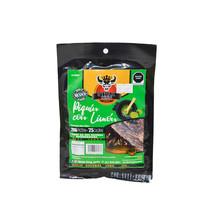 Machaca carne seca Piquin con limon  Orgánica  CORM 30 gr.