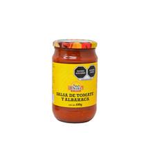 Salsa de Tomate y Albahaca Organica San Miguel 690gr