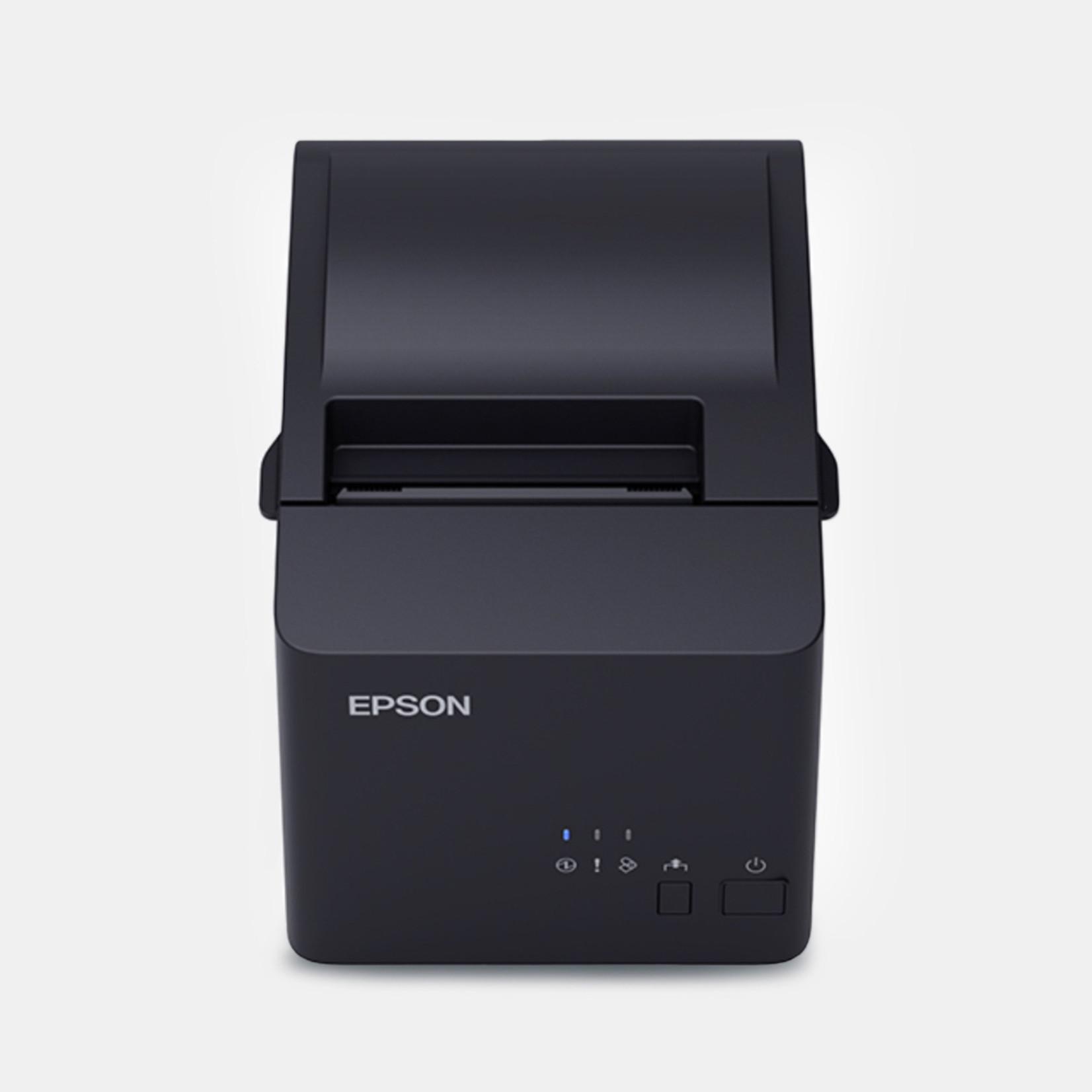 Epson EPSON TM-T82IIIL ETH PSU BLK INC IEC CBL