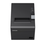 Epson PRE ORDER EPSON TM-T82III Ethernet + USB Black with Power Supply Unit and IEC Cable ETA mid August