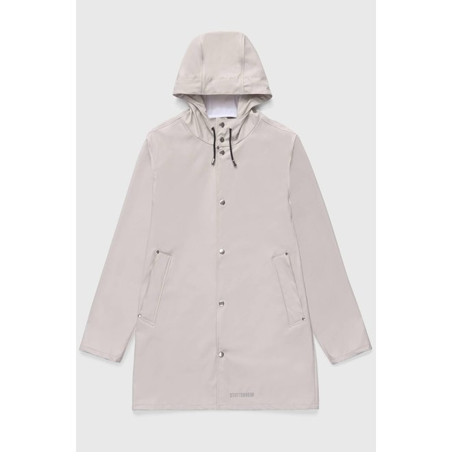 Stockholm Lightweight Jacket in Light Sand