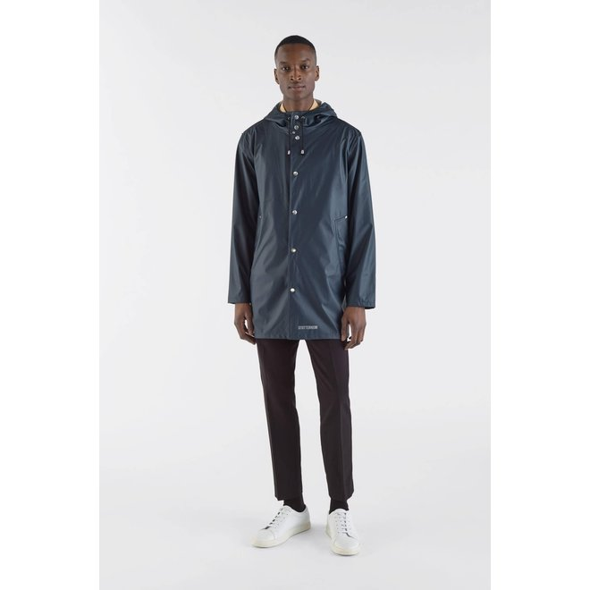 Stockholm Lightweight Jacket in Navy