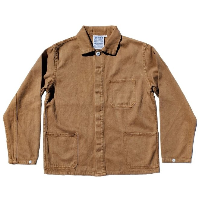 Olympic Jacket in Coyote