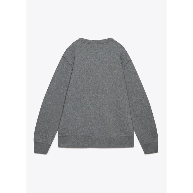 Capen Sweatshirt in Grey Marl