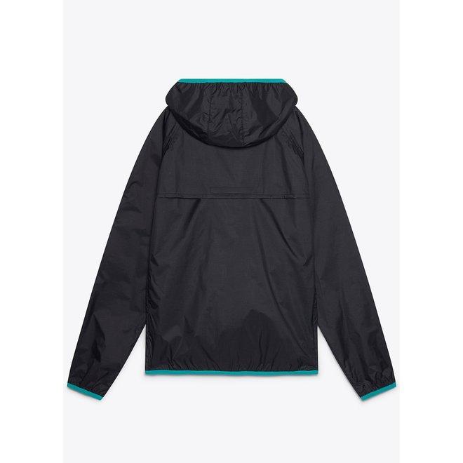 Bonfield Packaway Jacket in Black