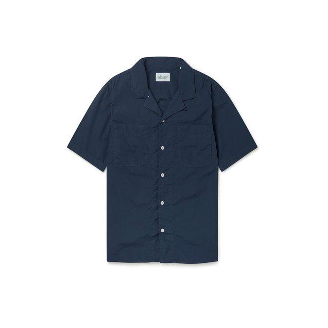 Revere Shirt in Navy
