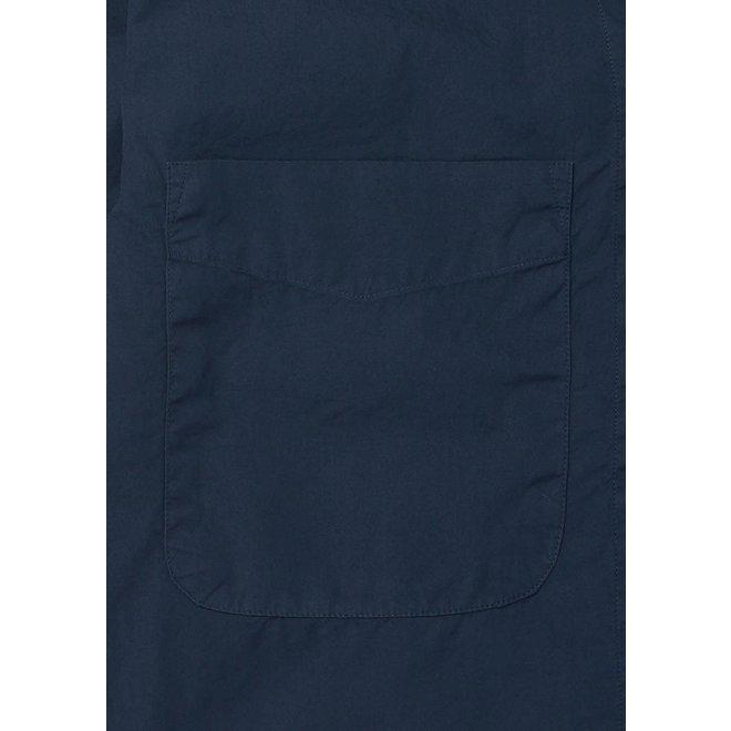 Revere Short Sleeve Shirt in Navy