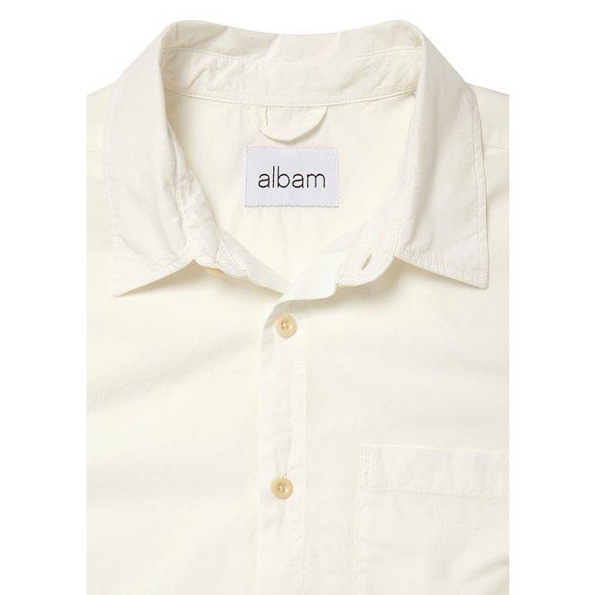 Gysin Long Sleeve Shirt in White