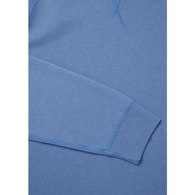 Hemp Sweatshirt in Light Blue