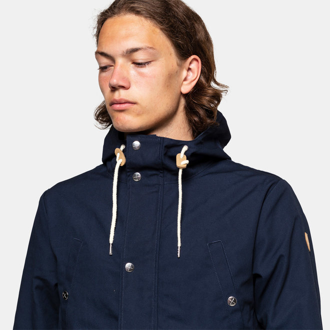Leif Jacket in Navy