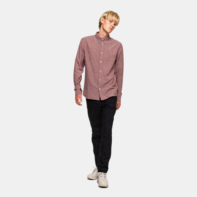 Oluf Shirt in Red