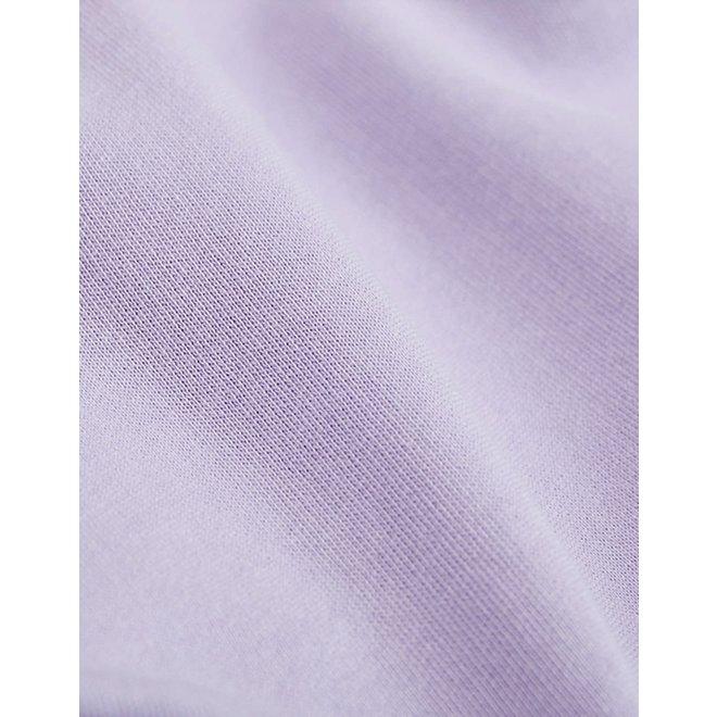 Classic Organic Hoodie in Soft Lavender