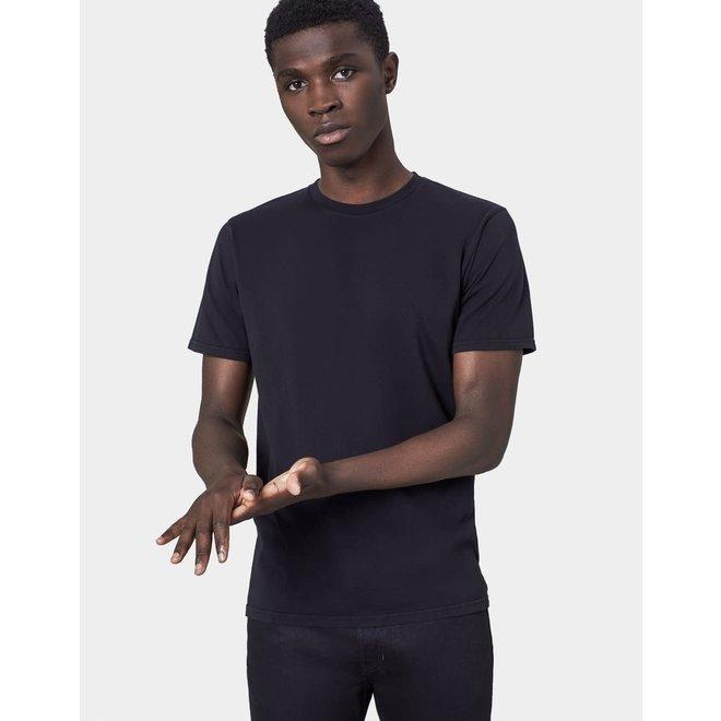 Classic Organic Short Sleeve T-Shirt in Deep Black