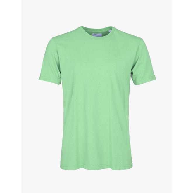 Classic Organic T-Shirt in Faded Mint